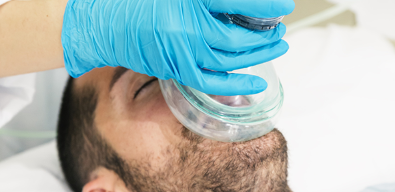 O uso do heliox como medida de tratamento nos pacientes com resistência ao fluxo aéreo