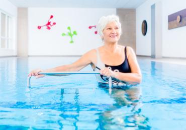 Aplicação e Efeitos da Hidrocinesioterapia na dor em Indivíduos com Osteoartrose