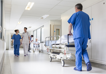 Avaliação da Acessibilidade Arquitetônica no Percurso dos Maqueiros em uma Unidade Hospitalar