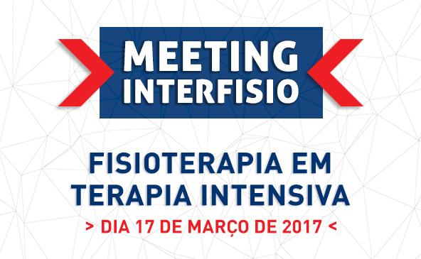 II Meeting InterFISIO – Fisioterapia em Terapia Intensiva