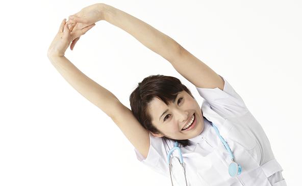 Profissionais de Saúde podem preparar o corpo para uma rotina mais saudável