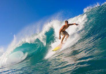 Incidência e Tipos de Lesões no Surf