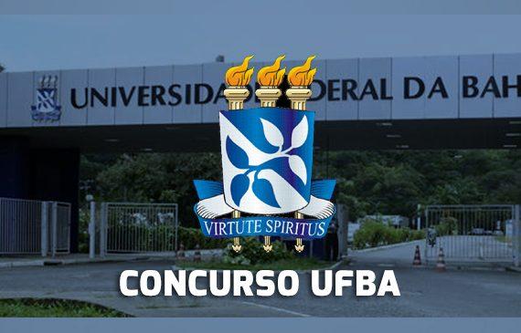 Concurso UFBA para Fisioterapeutas