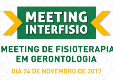 I Meeting de Fisioterapia em Gerontologia