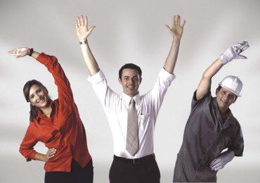 Os Benefícios da Ginástica Laboral na Saúde do Trabalhador: Revisão Sistemática