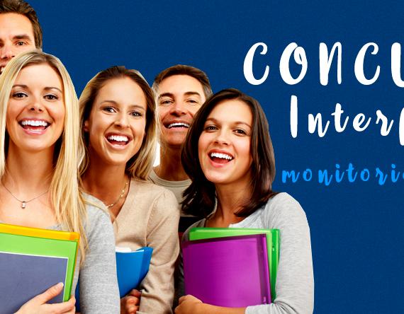 Seleção para Monitor Bolsista dos Cursos de Pós Graduação em UTI do Interfísio