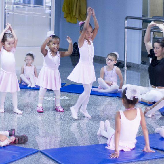 Ballet Terapêutico do Crer Promove Saúde e Inclusão Social