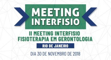 II Meeting InterFISIO de Fisioterapia em Gerontologia