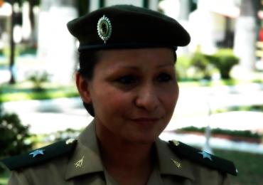 Tenente do Exército indicada para a transição é a primeira militar indígena do Brasil