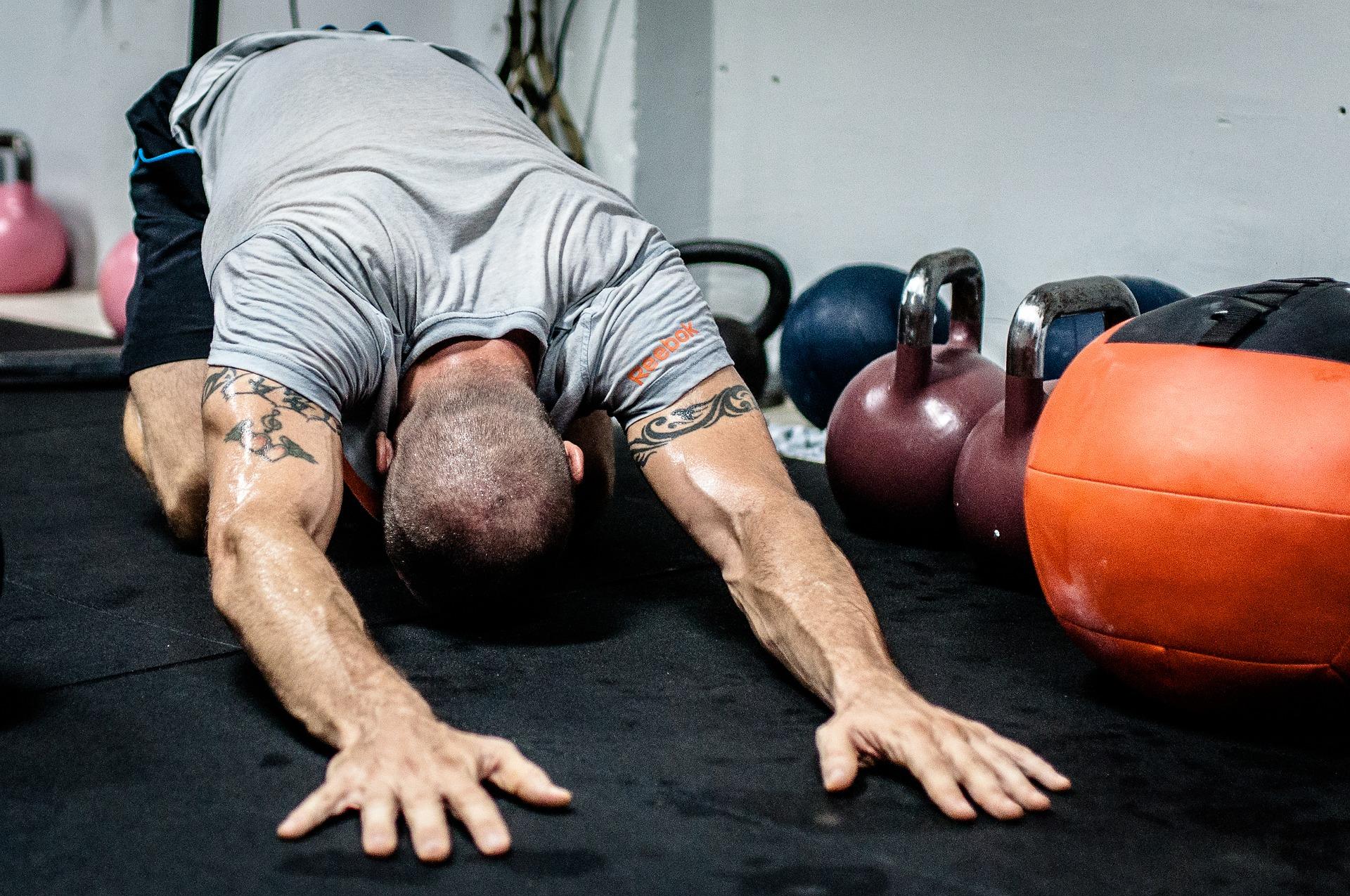 Crossfit y Training Para mantenerte en forma | Paris.cl