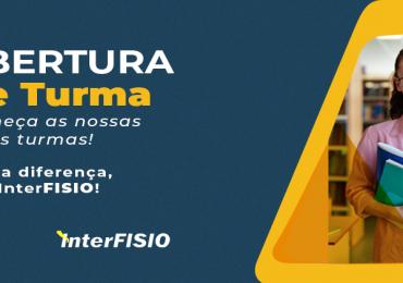 Neste final de semana, o InterFISIO realizou a abertura de 3 turmas de pós-graduação!