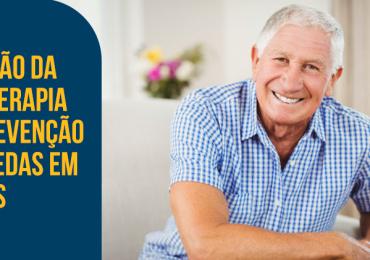 Atuação da Fisioterapia na prevenção de quedas em idosos