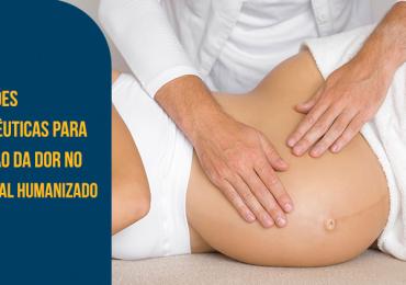 Intervenções fisioterapêuticas para a diminuição da dor no parto normal humanizado